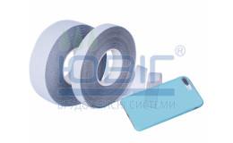 Антискользящая лента упругая прозрачная Рулон 18.3 п. м. фото