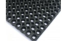 Резиновый коврик СОТА 100х150х2.4 см фото